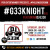 #G33kNight 8.0: Non-Stop Dance Edition