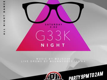 G33kNight