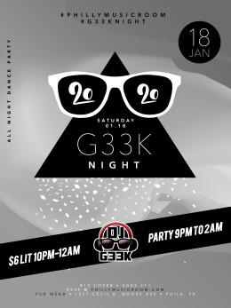 G33k Night